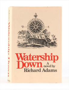 Favorite book - Watership Down