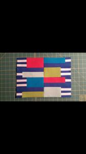 An alternate block layout