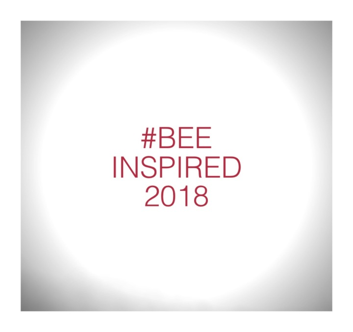 #BEE INSPIRED 2018